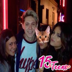 Selena y Niall